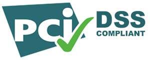 We are PCI Compliant